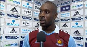 Cole salutes Hammers' determination