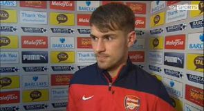 Ramsey thankful to Cardiff