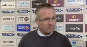 Lambert happy with point