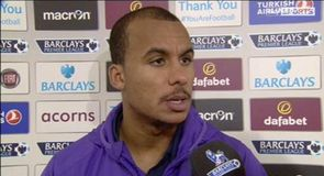Agbonlahor: Two points dropped