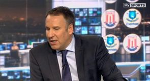 Merson: Everton were brilliant