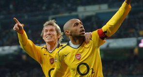 Henry's Top 10 Arsenal goals