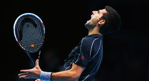 ATP World Tour Final 2013 - Nadal v Djokovic