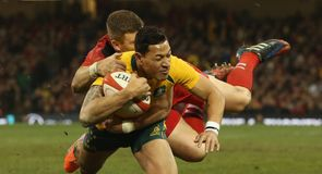 Australia edge out Wales again