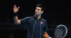 Djokovic made to work for win