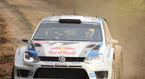 Ogier claims Wales Rally GB