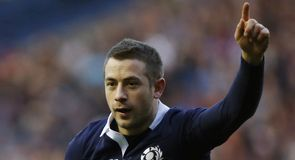 Laidlaw: Scots are improving