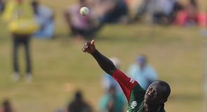Kenya crush Scotland