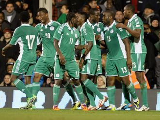 Nigeria: Dropped ranking