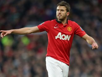 Carrick: Ready for huge game