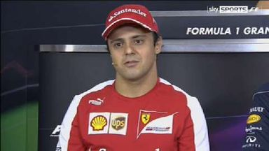 Massa recalls highs and lows