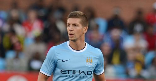 Nastasic: Jamie has been impressed by City's Serbian stopper
