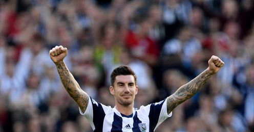 Ridgewell: fond of the tattoo