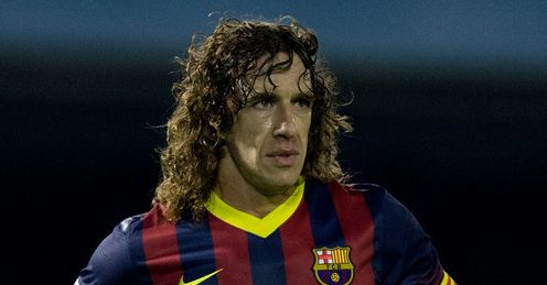Grande: Very hard for Puyol