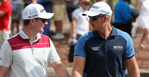 Stenson and Rose off to Thailand