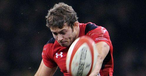 Leigh Halfpenny Wales