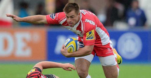 Henry Trinder - Gloucester Rugby