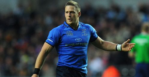 Jimmy Gopperth Leinster