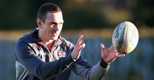 Kevin Sinfield England