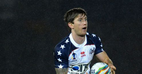 Kristian Freed USA rugby league