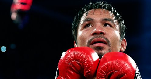 Manny Paquiao: could well lose to Timothy Bradley, says Glenn