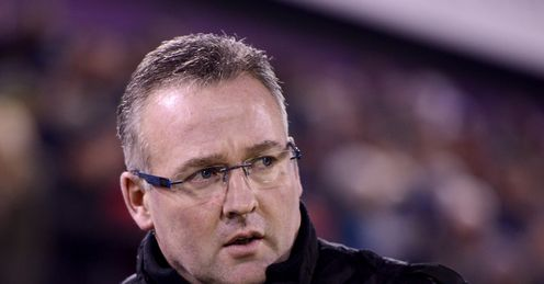 Paul Lambert: Aston Villa boss praised for his substitutions