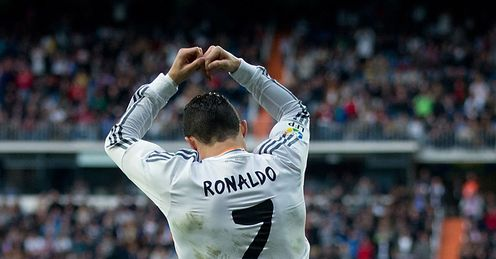 More hat-trick joy for Ronaldo