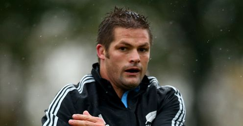 Richie McCaw ABs training 2013