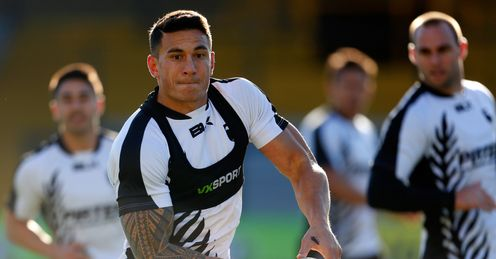 Sonny Bill Williams New Zealand