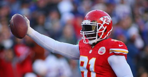 Tamba Hali has been a key man for the Kansas City Chiefs