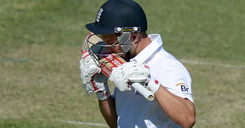 Jonathan Trott: His tour exit provides England with a selection dilemma