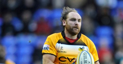 Andy Goode London Wasps Aviva Premiership rugby union