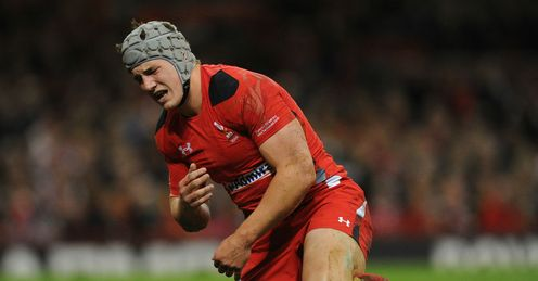 Davies: will be watching how Wales fare against Argentina from his hospital bed