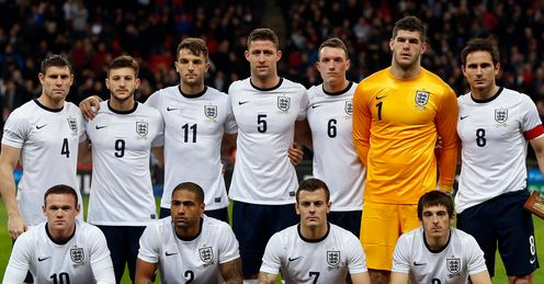 England XI v Chile: it could have a very different look by next summer