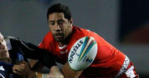 Brent Kite Tonga