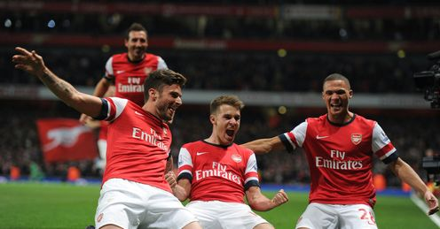 Arsenal: looking for third big win of the week
