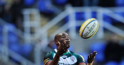 Topsy Ojo London Irish Aviva Premiership rugby union