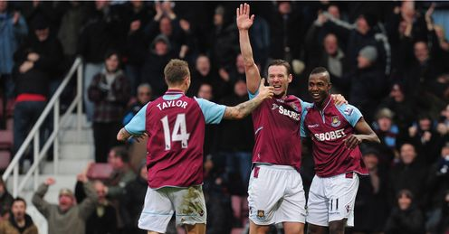 Will the Hammers come out winners like they did in this fixture last season?