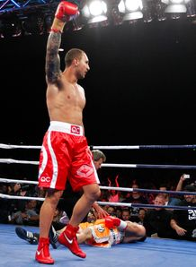 quade cooper boxing