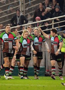 harlequins racing metro charlie walker