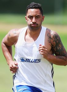 Benji Marshall Blues training 2013