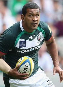 SKY_MOBILE Chris Halaufia - London Irish