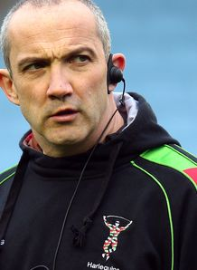 Aviva Premiership: Conor O'Shea positive despite missed bonus