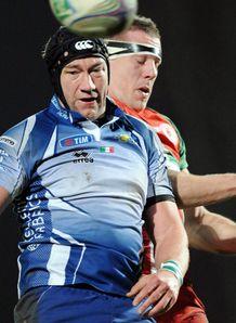 Cornelius van Zyl Treviso HEC 2011