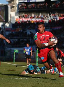 David Smith scoring for Toulon