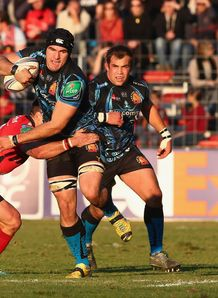 Don Armand Exter v Toulon HEC 2013