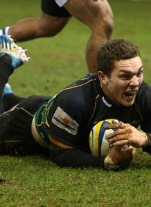 George North Northampton 2013