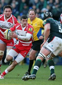 Jonny May London Irish v Gloucester
