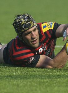 Kelly Brown for Saracens