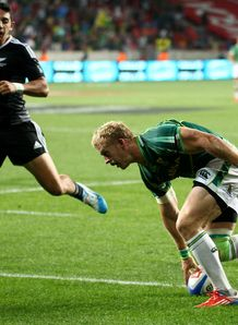 Kyle Brown SA v NZ NMB Sevens Final 2013